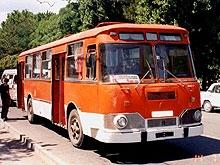 В Вольске сгорел военный автобус