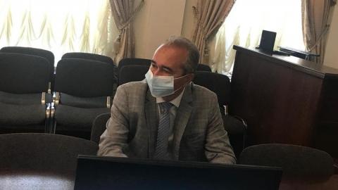 Новый глава Заводского района вступил в должность