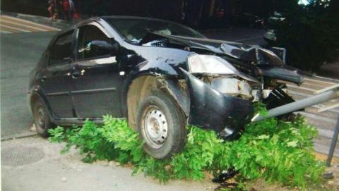 15-летняя девочка, женщина и мужчина пострадали при столкновении иномарок