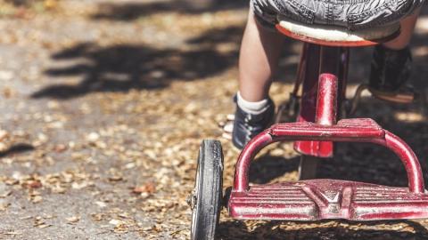 Молодой саратовец сознался в краже детского «мотопарка»