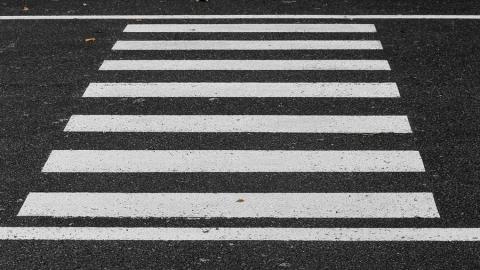 ГИБДД ловит пешеходов-нарушителей