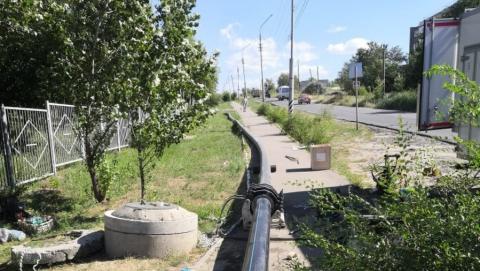 Завершен капитальный ремонт линейных объектов по ул.Мелиораторов