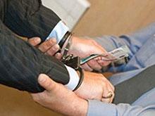 При получении взятки задержан первый зампрокурора города