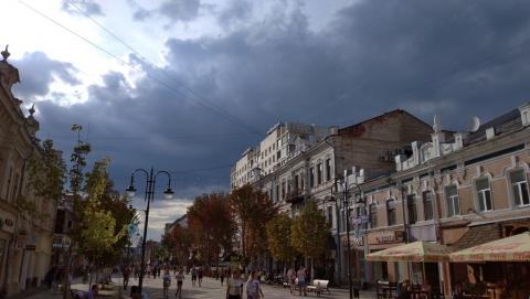 Днём в Саратове будет дождь