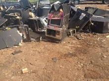 В Энгельсе уничтожены 53 игровых автомата