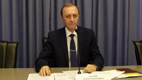 Алексей Частов покинул правительство Саратовской области
