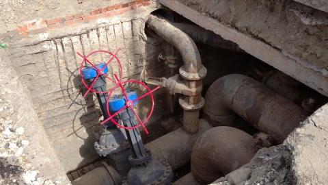 Отключение водоснабжения села Сторожевка отменяется