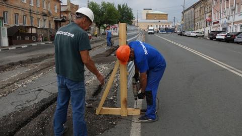«Т Плюс» заменит по 400 м тепломагистрали по ул. Радищева и ул. Кузнечная в Саратове