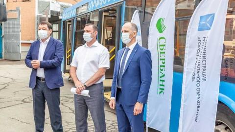 Сбербанк подключил к системе безналичной оплаты проезда электротранспорт Саратова