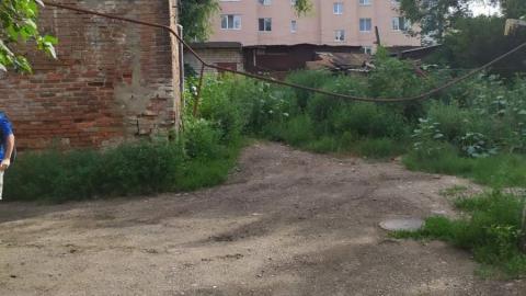 Центр Саратова живет под угрозой газового взрыва