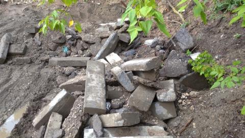 Администрация: свалка в Затоне предназначена для благоустройства