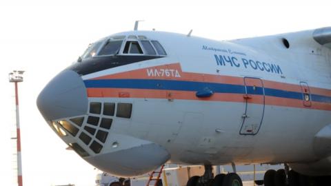 Из Саратова в Бейрут вылетел самолет с гуманитарной помощью