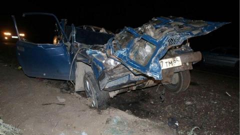 Три человека погибли в страшном ДТП в Краснокутском районе