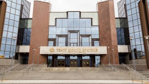 В саратовском ТЮЗе идёт реконструкция в рамках нацпроекта «Культура»