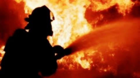 Пожилой саратовец и его молодая гостья погибли в огне