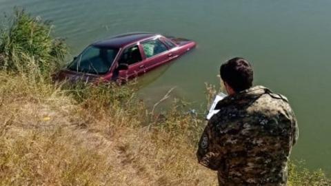 Восьмилетний малыш из Ртищева погиб в упавшей с обрыва машине