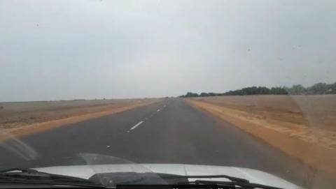 Саратовские дорожники прокомментировали ситуацию с «испарившимся асфальтом»