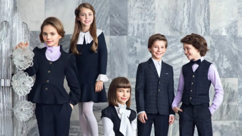 Какого цвета школьную одежду выбрать?
