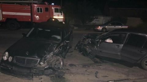 Две девушки на Mitsubishi пострадали в ДТП в Елшанке