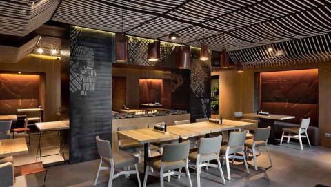 Проектирование зданий: бары, кафе, рестораны