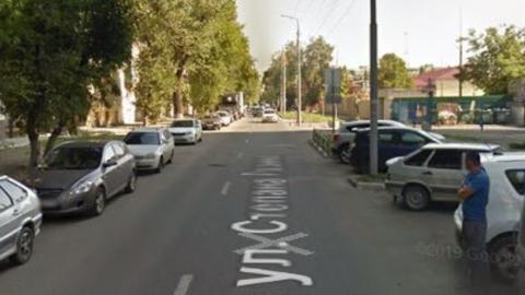 На улице Степана Разина сбит пятилетний мальчик