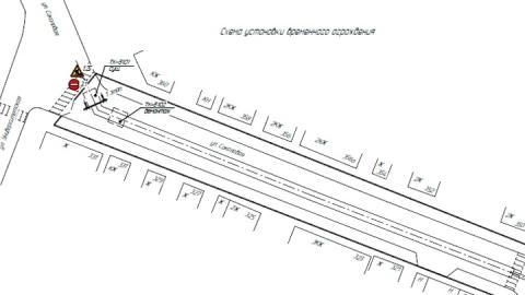 «Т Плюс» проведет завершающий этап реконструкции участка теплосети по ул. Соколовой