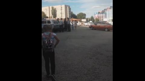 Из ТЦ «Сити Молл» эвакуируют людей | ВИДЕО