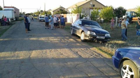 Пьяный житель Ровенского района насмерть сбил четырехлетнюю девочку