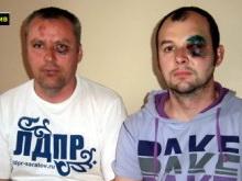 Группа кавказцев избила двух мужчин и разбила автомобили