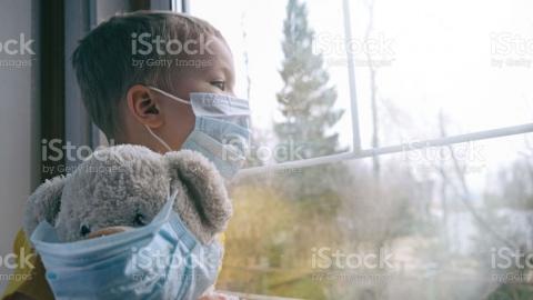 Коронавирусом заболели пять детей за сутки
