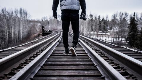 С начала года на железной дороге было травмировано 14 жителей Саратовской области