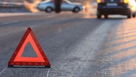 Житель Ленинского района влетел в дорожное ограждение