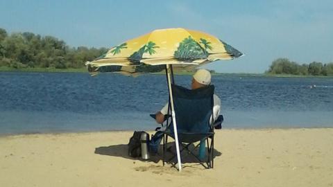 Пляжи в Энгельсе закрываются 10 сентября