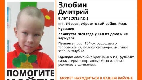 Саратовцы ищут восьмилетнего малыша из Чувашии
