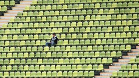 Стадионы региона снова работают