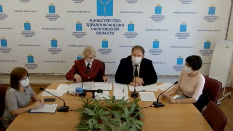 Коронавирусной пневмонией болеет уже тысяча жителей Саратовской области