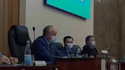 Валерий Радаев раскритиковал работу скорой помощи