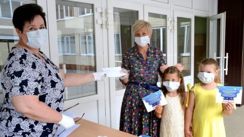 80 семей получили поддержку от Балаковской АЭС в подготовке к школе первоклассников