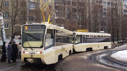Встали трамваи в Ленинском и Заводском районах Саратова
