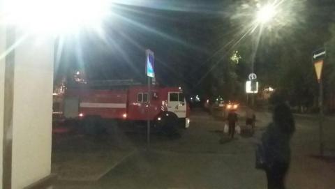 Большая Казачья затянута дымом: дети испугались пожара