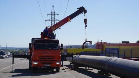 По инвестпрограмме КВС в Саратове проложен водовод d1000мм методом ГНБ