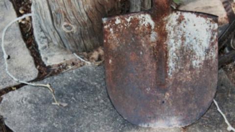 Селянин оглушил лопатой и зарезал напавшего на него собутыльника | 18+