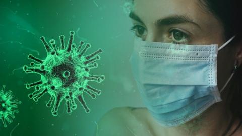 Новых коронавирусных больных снова больше сотни