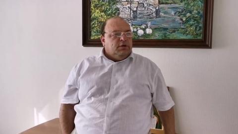 Олег Костин рассказал о заболевших коронавирусом сотрудниках минздрава | ВИДЕО