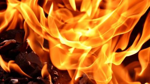 В Энгельсе сожгли 11 сараев