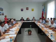 В Балашове состоялось 38-ое заседание собрания депутатов района
