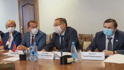 Александр Стрелюхин посетил Саратовскую ТЭЦ-5 и оценил подготовку «Т Плюс» к отопсезону