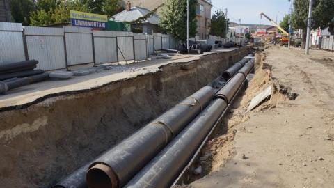 Энергетики и общественники оценили ход реконструкций тепломагистралей в Саратове
