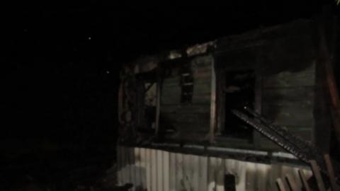 Пьяный курильщик сгорел в селе под Вольском | 18+