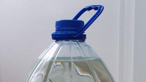Комсомольский поселок остался без холодной воды